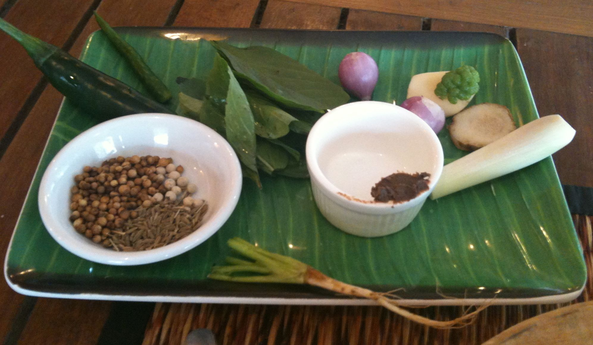 Thai Green Curry Spices