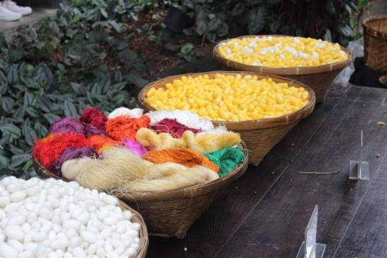Silk Threads - Jim Thompson House
